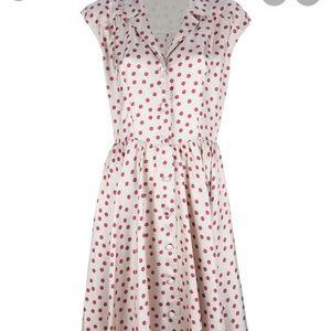 Dolce & Gabbana polka dot shirt dress